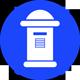 Mail Handling Icon