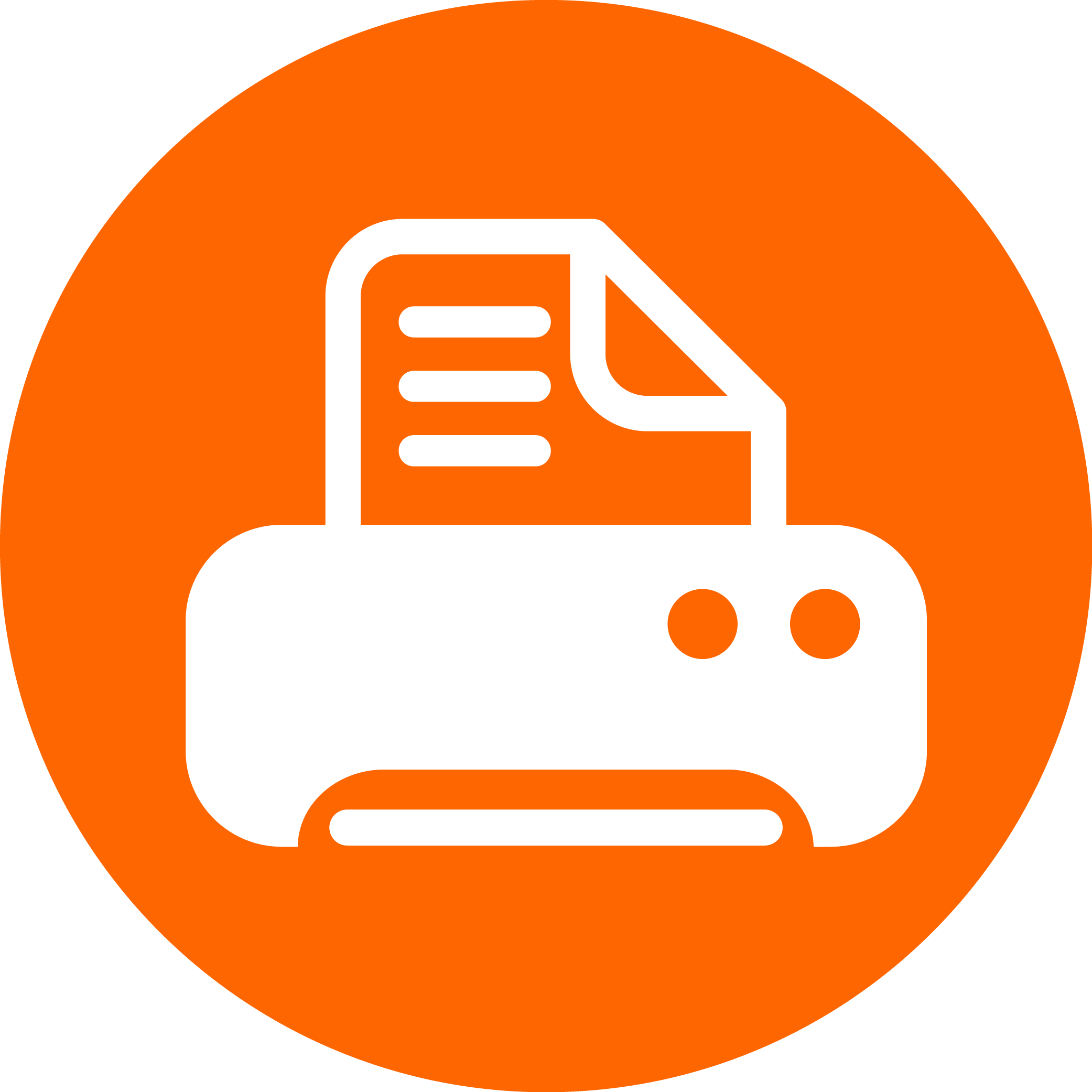 Print Icon - Virtual Head Office - Small Business Support ...