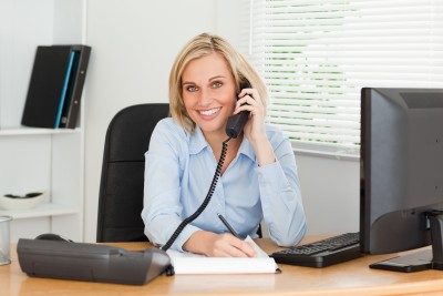 Small business telephone answering service